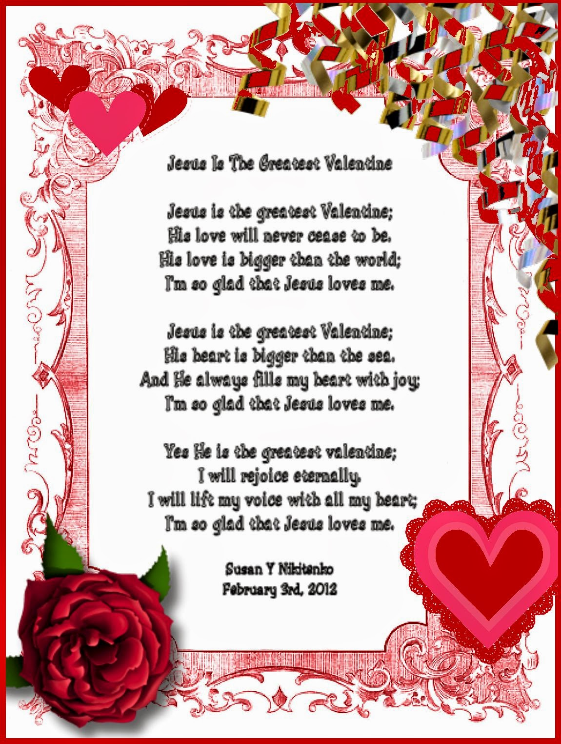 Cute Valentines Day Poems Top Ten Quotes – Valentine Cards Poems