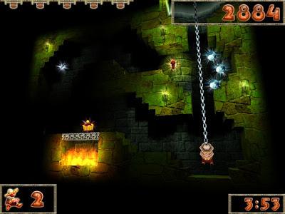 GAME LARI DI BAWAH TANAH DUNGEON RIDER PC KEREN | Download