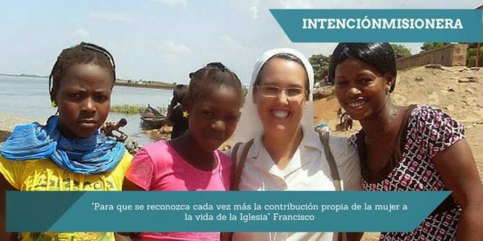 Intención misionera