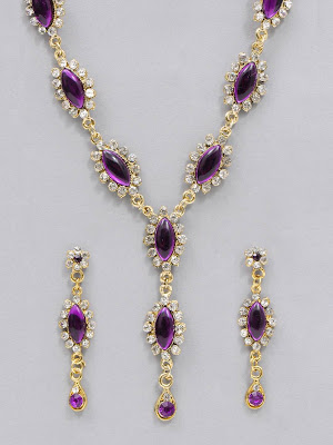 Women-Purple-Jewellery-Set imagesoflove