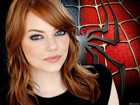Sexiest Women Alive of November 2012 Emma Stone The Amazing Spider-Man