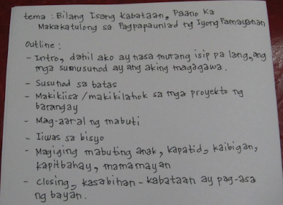 filipinos essay