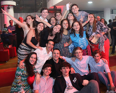 Habonim Dror comemora 70 anos em festa na Hebraica-Rio