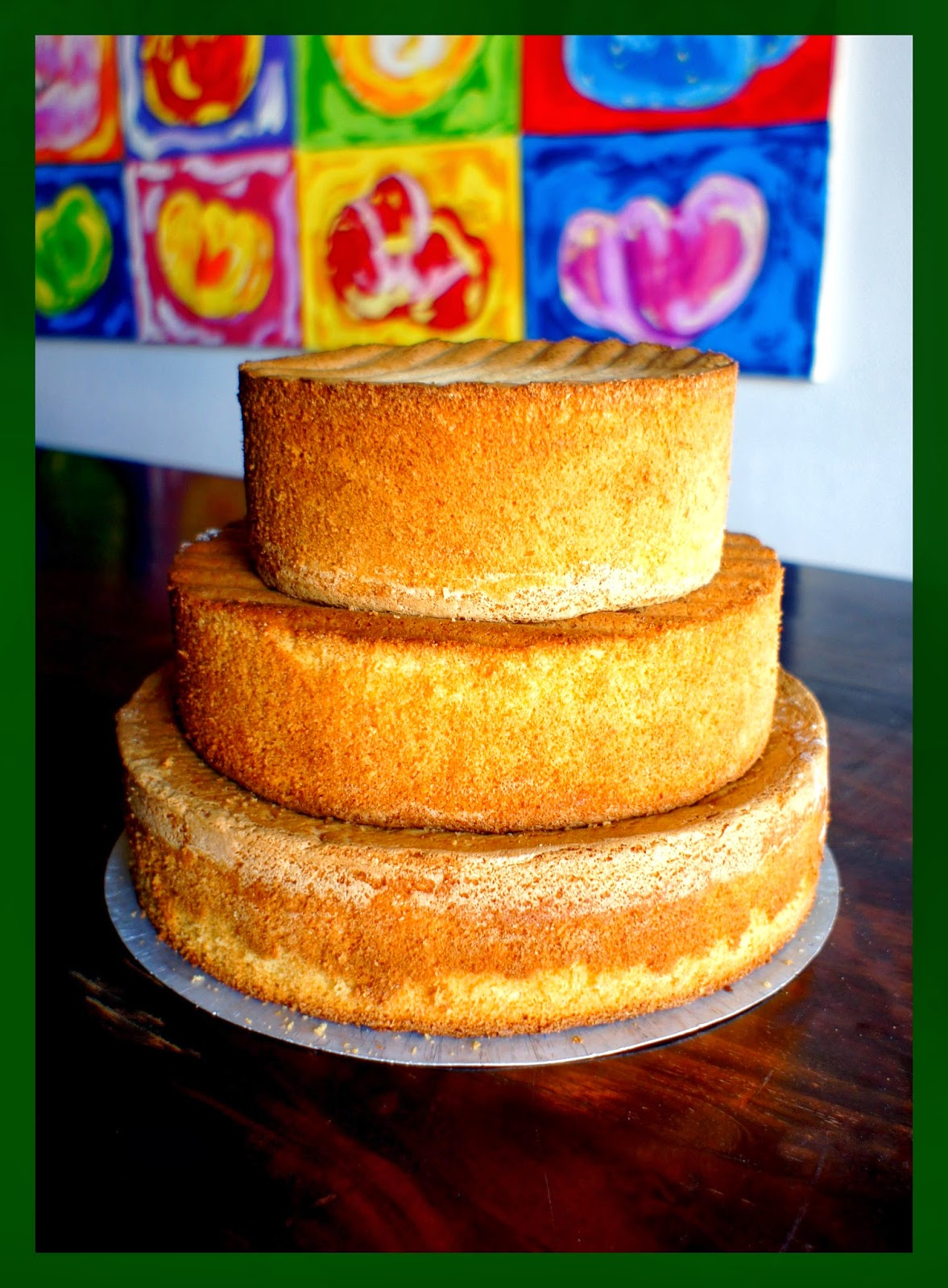 Kuchenfee Lisa Biskuitboden Rezept