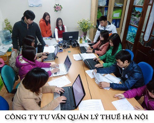 công ty dịch vụ kế toán