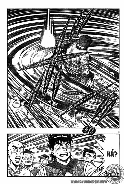 Hoàng Phi Hồng Phần 4 chap 64 Trang 5