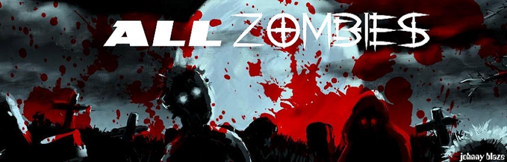 Blog All Zombies - Los Mejores Libros, Peliculas, Series!