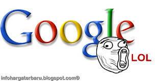 Google.Lol | Nama Domain Baru Usulan Google Inc