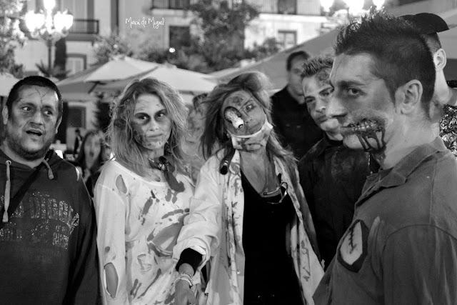 PhotowalkVLC - marcha zombie