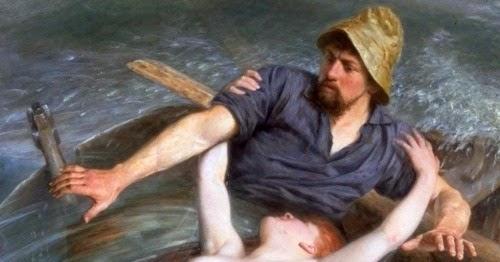 siren Fisherman and