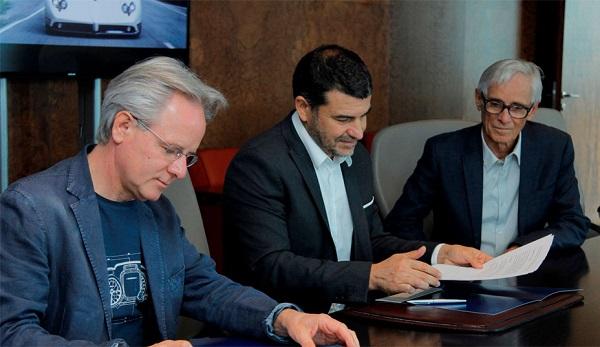 YPF y Pagani Automobili firmaron un acuerdo para la recomendación de Infinia y Elaion
