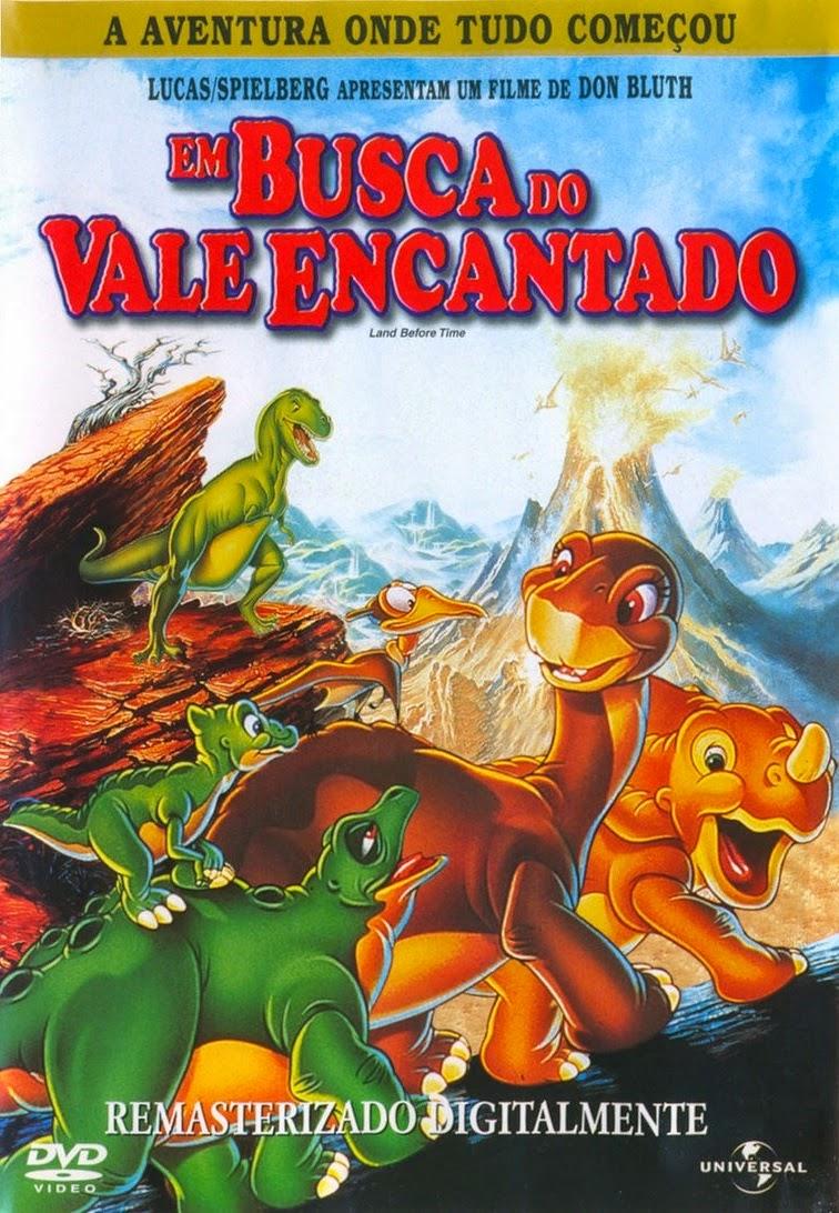 Em Busca do Vale Encantado – Dublado (1988)