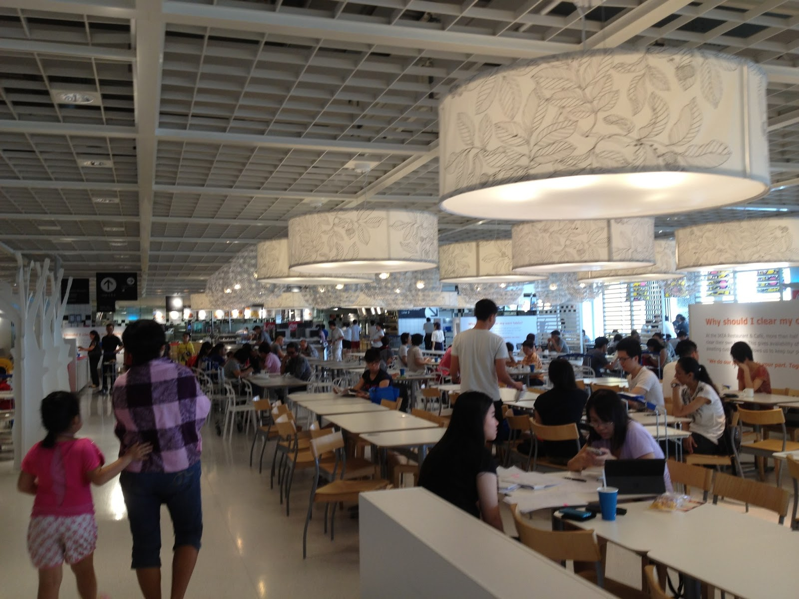 With Kids We Go Ikea At Tampines