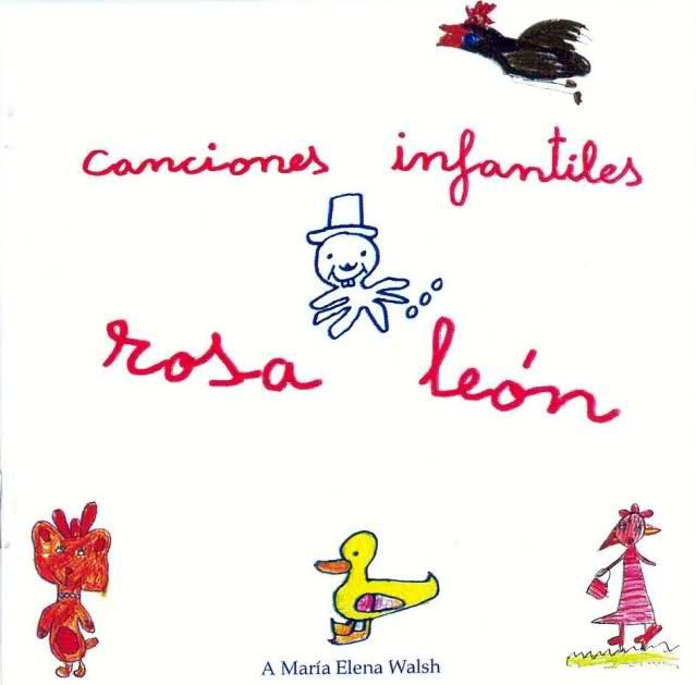 Canciones Infantiles - Rosa León