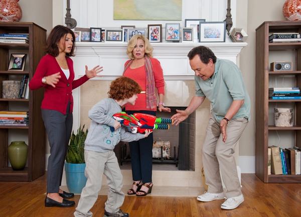 Khi Cháu Là Siêu Quậy - Parental Guidance 2012