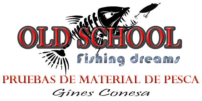Pruebas de material de pesca con Gines Conesa