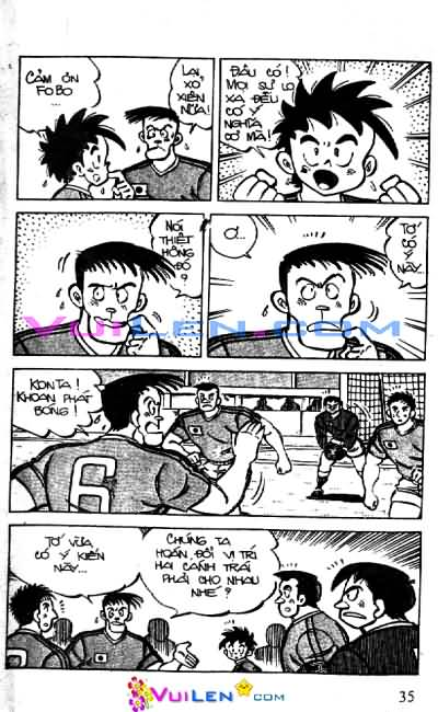 Jindodinho - Đường Dẫn Đến Khung Thành III Tập 32 page 35 Congtruyen24h