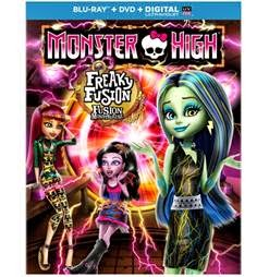 A Monster High FREAKY FUSION GIVEAWAY!