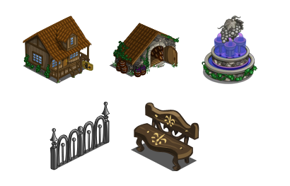 Farmville kingss fvkings unreleased decorations for Farmville 2 decorations