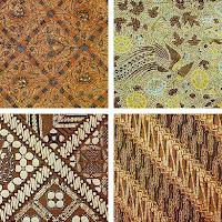 Motif Batik Jawa Tengah
