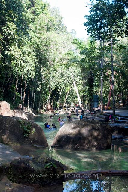 teluk bahang, taman rimba, penang, malaysia