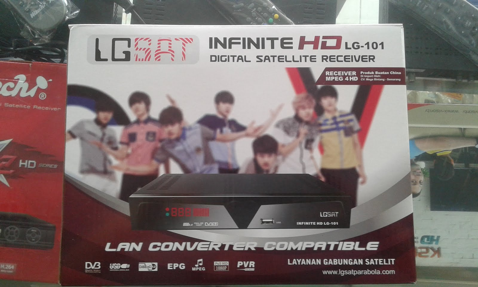 LGSat INFINITE HD