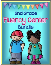 Fluency Bundle: 2nd Grade