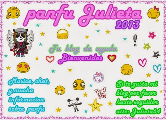 Panfu Julieta  2014