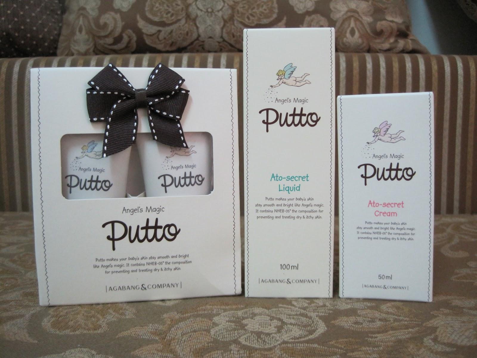 le3nuts.shopper: Angel\'s Magic Putto Ato-Secret Liquid Review