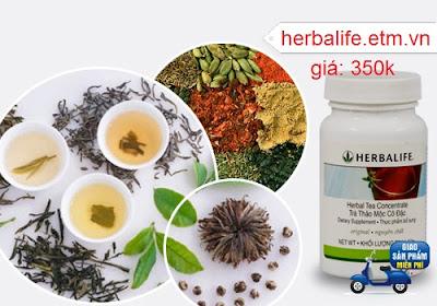 Trà thảo mộc cô đặc Herbalife Tea Concentrate