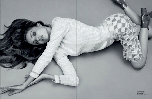 Miranda Kerr – Jalouse Magazine (February 2013)
