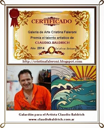 Claudio Baldrich