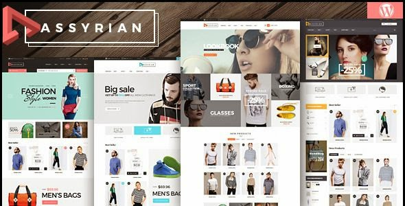 Best Responsive Fashion WordPress Theme