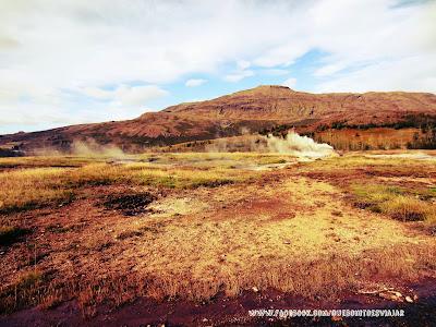 Area geotermal de Geysir