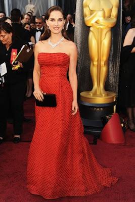 Natalie-Portman's-Oscar-Christian-Dior-gown-sold-for-$50,000