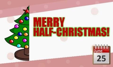 North Pole High: Merry HALF-Christmas!