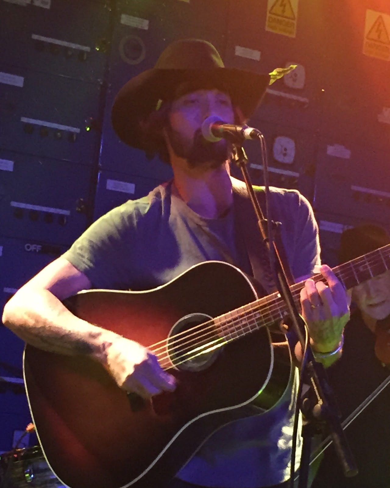 Three Chords And The Truth Uk Ryan Bingham Gorilla Manchester