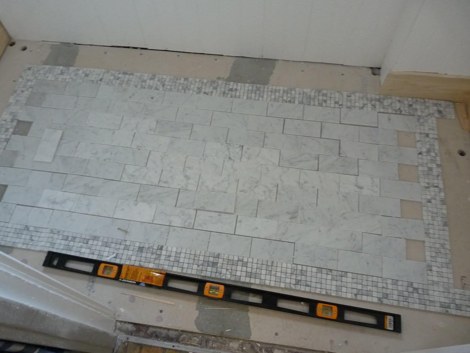 Hazardous design marvelous marble mosaic dailygadgetfo Images