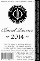 River North Barrel Reserve 2014
