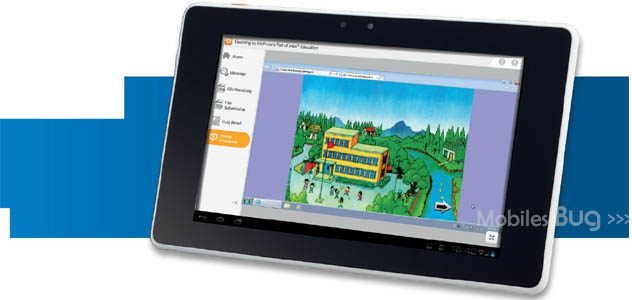 Intel 7 Inch Education Tablet Price In India, Specifications, Features