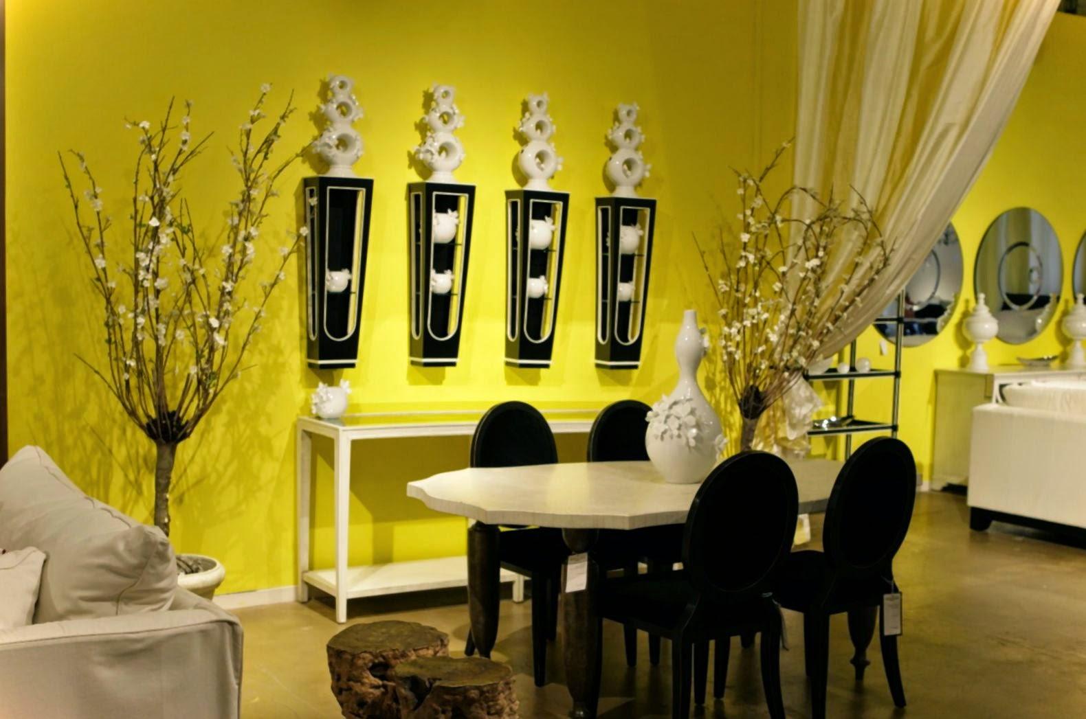 yellow interior paint ideas1