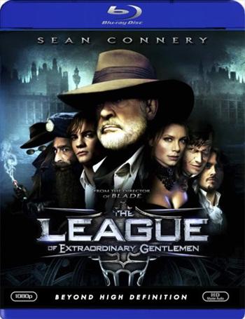 The League of Extraordinary Gentlemen 2003 Dual Audio Bluray Download