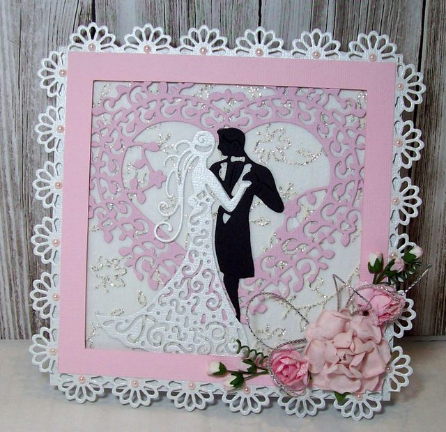 Card Making Ideas Nz Part - 18: Three New Cards. Tattered Lace Dies.