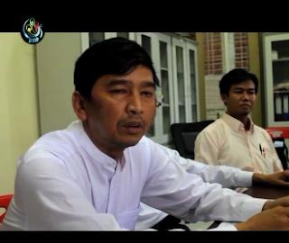 Rohingya – ႐ုိဟင္ဂ်ာျပႆနာကုိ အမ်ိဳးသားေရးျပႆနာအျဖစ္ ၈၈မ်ဳိးဆက္ေက်ာင္းသားတိုု႔က သေဘာထား