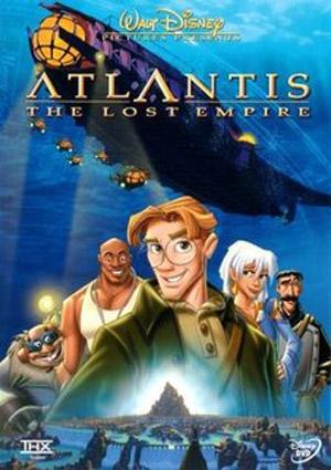 Đế Chế Đã Mất - Atlantis: The Lost Empire - 2001