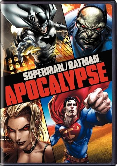 Superman Batman: Apocalypse DVDRip Español Latino
