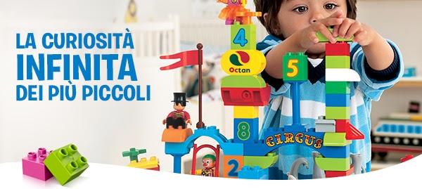 I Lego: supporto alla crescita del bambino