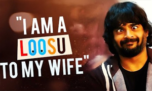 "Madhavan – ""I am a LOOSU to my WIFE""   BW Exclusive   Irudhi Suttru"