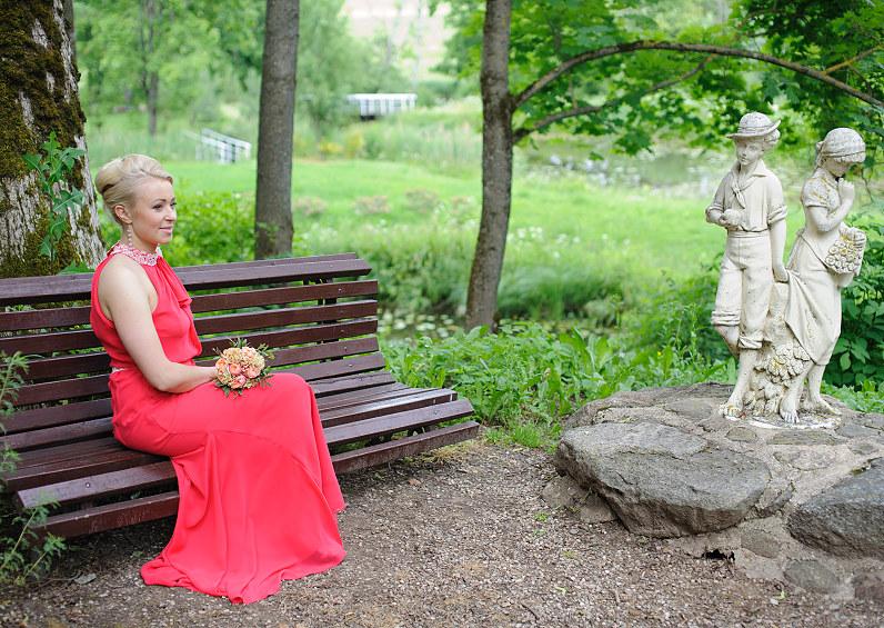 vestuvių liukininkės apranga