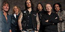 Conciertos de Thin Lizzy en Madrid, Bilbao y Santiago en febrero